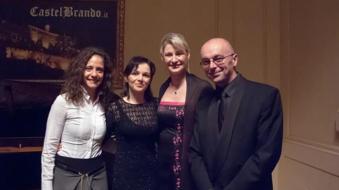 Concerto a Castel Brando