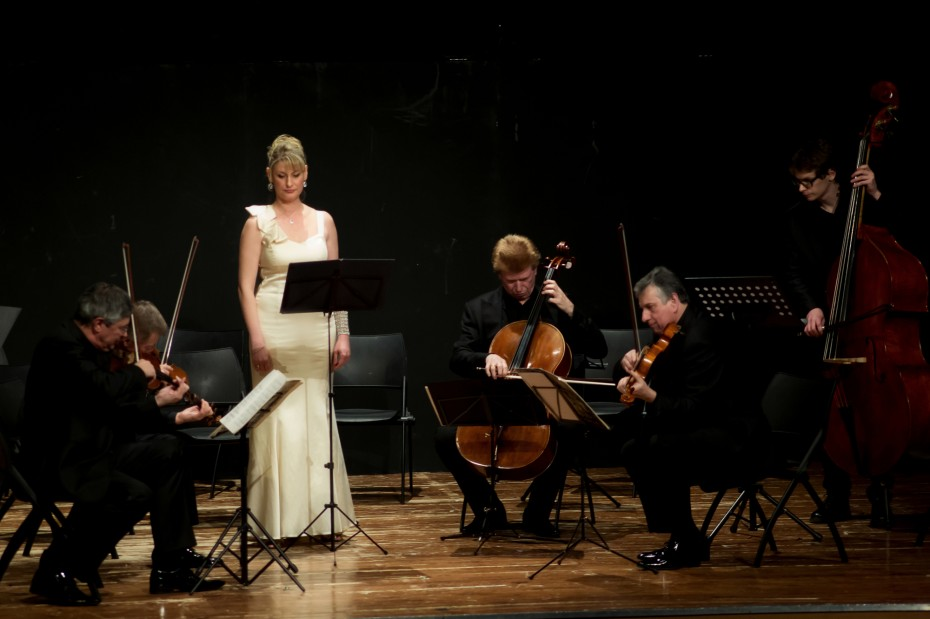 Respighi by Nadal and Prazak Quartet