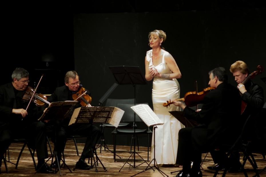 Respighi by Nadal and Prazak Quartet
