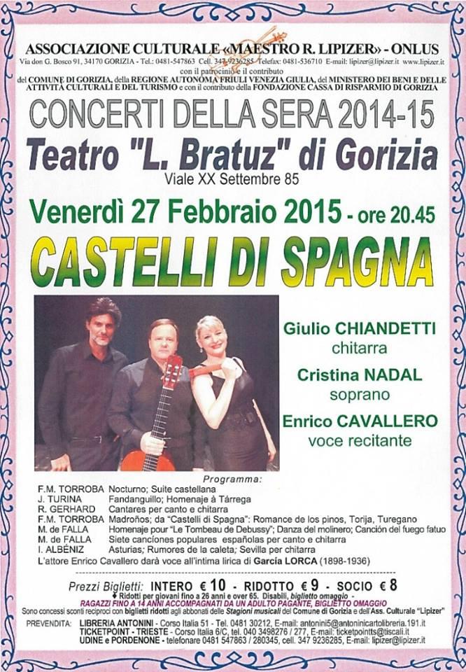 Concerto a Gorizia