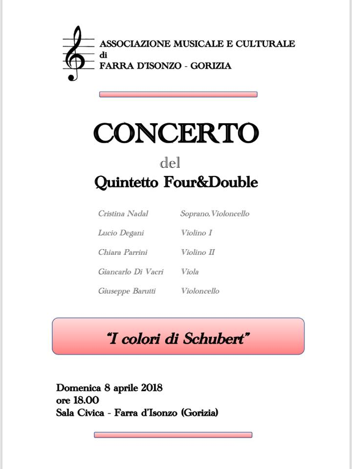 Concerto Four Double