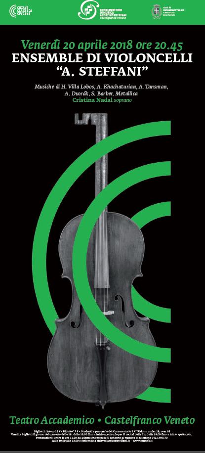 Concerto Violoncelli